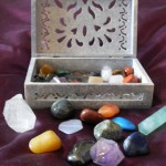 crystal reflexology