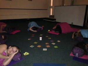 Pregnancy Yoga Nidra