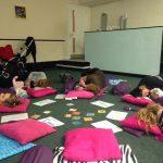 post natal yoga